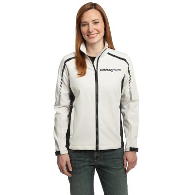 Ladies' Embark Soft Shell Jacket-0