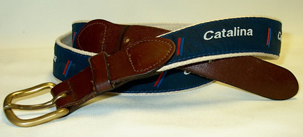 Catalina Logo Belt-0