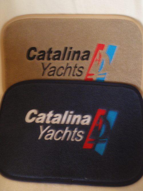 Catalina Yachts Logoed Mat-0