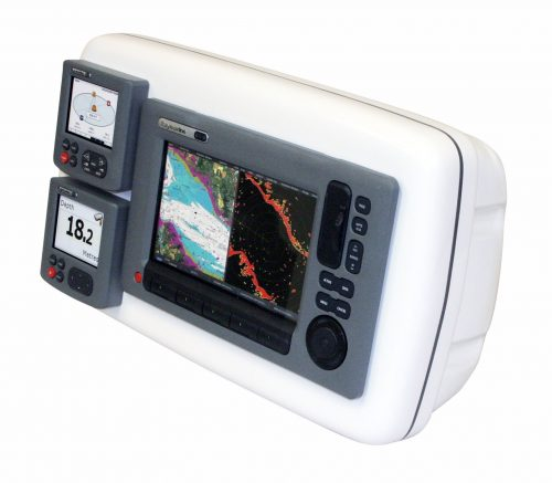 GP 1081 for Raymarine C90 or E90 plus 2 ST70's