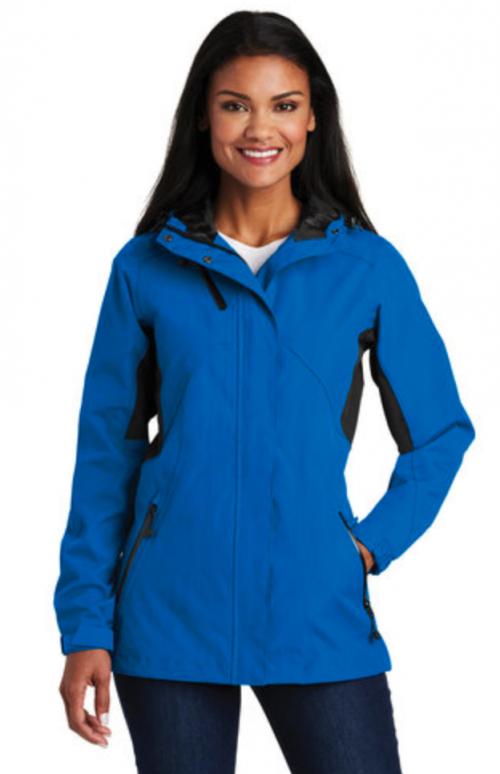 Waterproof Jacket Imperial Blue