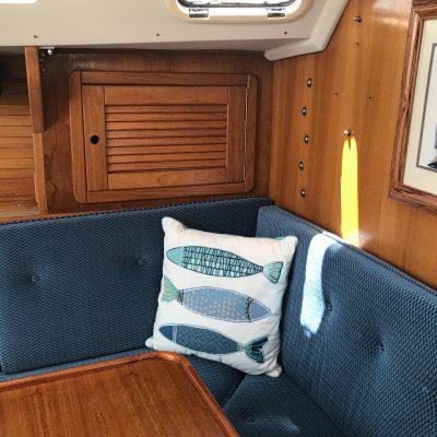 Interior Cushions - 270-0