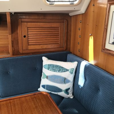Interior Cushions - Capri 18-0