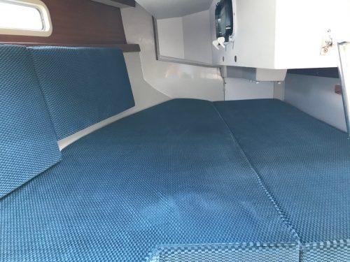 Interior Fabric Cushions - 36 Dinette-0