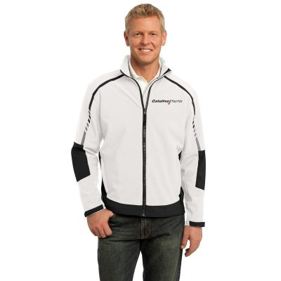 Men's Embark Soft Shell Jacket-45108