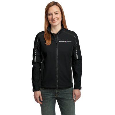 Ladies' Embark Soft Shell Jacket-50910